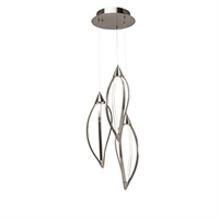 Picture for category Elan 83393 Meridian Pendants Steel