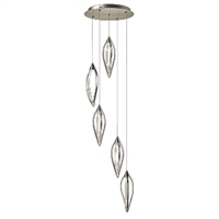 Picture for category Elan 83394 Meridian Pendants Steel