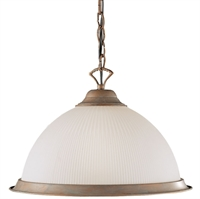 Picture for category Forte 2001-01-09 Forte Lighting Pendant Lanterns 16in Steel 1-light