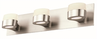 Picture for category DVI DVP6843CH Europa Vanity Lighting 5in 3-light