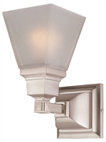 Picture for category DVI DVP7601SN Aurora Wall Sconces 8in 1-light
