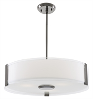 Picture for category DVI DVP14508GR-SSOP Zurich Pendants 5in 3-light