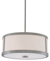 Picture for category DVI DVP1105SN-OP Uptown Pendants 3-light