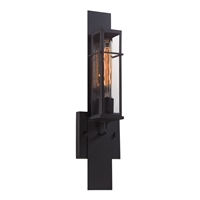 Picture for category Eurofase 28053-019 Muller Outdoor Flush Mount 5in BRONZE 1-light