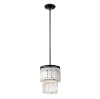 Picture for category Eurofase 28083-016 Ziccardi Pendants OIL RUBBED BRONZE 1-light