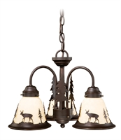 Picture for category Vaxcel LK55416BBZ-C Bryce Lighting Accessories 16in Burnished Bronze Steel