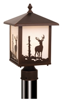 Picture for category Vaxcel OP33585BBZ Bryce Outdoor Lighting Lamps 8in Burnished Bronze Steel
