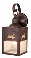 Picture for category Vaxcel OW33553BBZ Bryce Outdoor Lighting Lamps 5in Burnished Bronze Steel