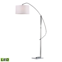 Picture for category Dimond D2471-LED Assissi Floor Lamps 22in Polished Nickel Metal 1-light