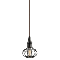 Picture for category Elk 14191/1 Yardley Pendants 7in 1-light