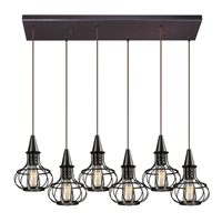 Picture for category Elk 14191/6RC Yardley Pendants 30in 6-light