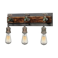 Picture for category Elk 14282/3 Jonas Vanity Lighting 19in 3-light