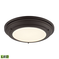 Picture for category Elk 57021/LED Sonoma Flush Mounts 17in