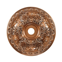 Picture for category Elk M1019AB Pennington Ceiling Medallion Lighting 28in