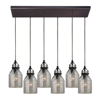 Picture for category Elk 46009/6RC Danica Pendants 30in 6-light