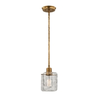 Picture for category Elk 46180/1 Watercube Pendants 5in 1-light
