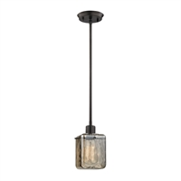 Picture for category Elk 46182/1 Watercube Pendants 5in 1-light