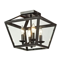 Picture for category Elk 31506/4 Alanna Semi Flush 12in 4-light