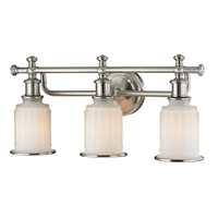 Picture for category Elk 52002/3 Acadia Vanity Lighting 22in 3-light
