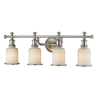 Picture for category Elk 52003/4 Acadia Vanity Lighting 30in 4-light
