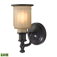 Picture for category Elk 52010/1-LED Acadia Vanity Lighting 5in 1-light