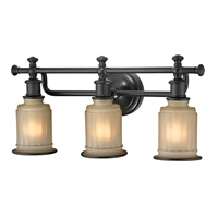 Picture for category Elk 52012/3 Acadia Vanity Lighting 22in 3-light