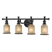 Picture for category Elk 52013/4 Acadia Vanity Lighting 30in 4-light