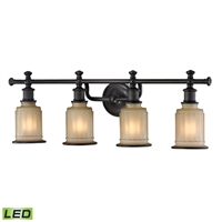 Picture for category Elk 52013/4-LED Acadia Vanity Lighting 30in 4-light