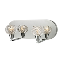 Picture for category Elk 11801/2 Crystal Wave Vanity Lighting 14in 2-light