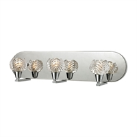 Picture for category Elk 11802/3 Crystal Wave Vanity Lighting 21in 3-light