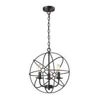 Picture for category Elk 14243/3 Yardley Pendants 16in 3-light