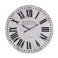 Picture for category Sterling Industries 171-005 Standard Clock 2in MDF Metal