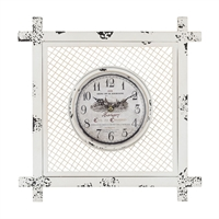 Picture for category Sterling Industries 171-013 Standard Clock 2in Wood Metal