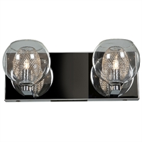 Picture for category Access 52082-CH/CLR Aeria Vanity Lighting Metal