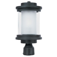 Picture for category Maxim 5860CLFTAR Lighthouse Outdoor Post Light 8in 1-light