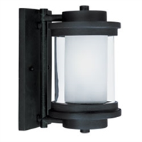 Picture for category Maxim 5862CLFTAR Lighthouse Outdoor Wall Sconces 6in 1-light