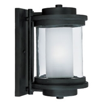Picture for category Maxim 5864CLFTAR Lighthouse Outdoor Wall Sconces 8in 1-light