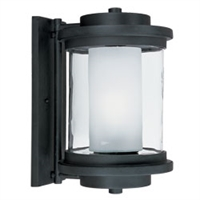 Picture for category Maxim 5866CLFTAR Lighthouse Outdoor Wall Sconces 10in 1-light