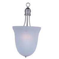 Picture for category Maxim 10048FTSN Modern Pendants 13in 3-light