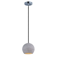 Picture for category Maxim 12390GYPC Crete Pendants 7in 1-light