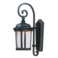 Picture for category Maxim 55024CDBZ Dover Led Outdoor Wall Sconces 9in 1-light