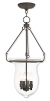 Picture for category Livex 50298-07 Canterbury Pendants 4-light