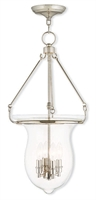 Picture for category Livex 50298-35 Canterbury Pendants 4-light