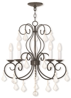 Picture for category Livex Lighting 50765-92 Mini Chandeliers 5-light