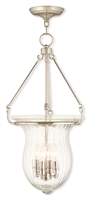 Picture for category Livex 50946-35 Andover Pendants 4-light
