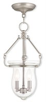 Picture for category Livex 50294-91 Canterbury Pendants 2-light