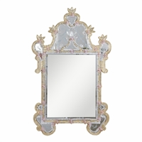 Picture for category Elegant MR-1001G Murano Mirrors 2in