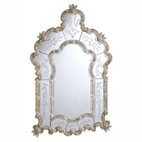 Picture for category Elegant MR-1002G Murano Mirrors 2in
