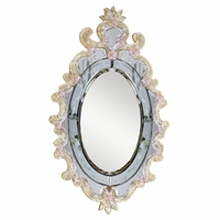 Picture for category Elegant MR-1003G Murano Mirrors 2in