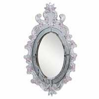 Picture for category Elegant MR-1003GR Murano Mirrors 2in